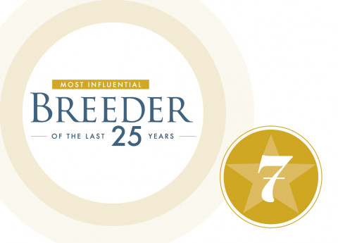 8f81f6ca42 Here is #7 of the most influential breeders of the past 25 years: Braedale!